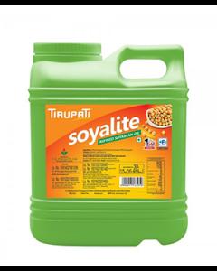 Tirupati Soyalite - Refined Soyabean Oil 15 Ltr Jar