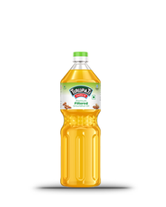 Tirupati Premium Groundnut Oil 1 Ltr Bottle