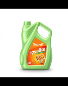 Tirupati Soyalite - Refined Soyabean Oil 2 Ltr Jar