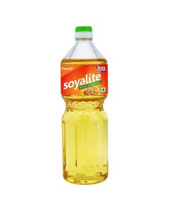 Tirupati Soyalite - Refined Soyabean Oil 1 Ltr Bottle